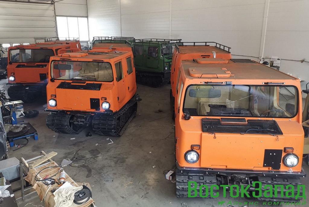 Восток Запад сертифицированный производитель вездеходов Bv 206 Лось