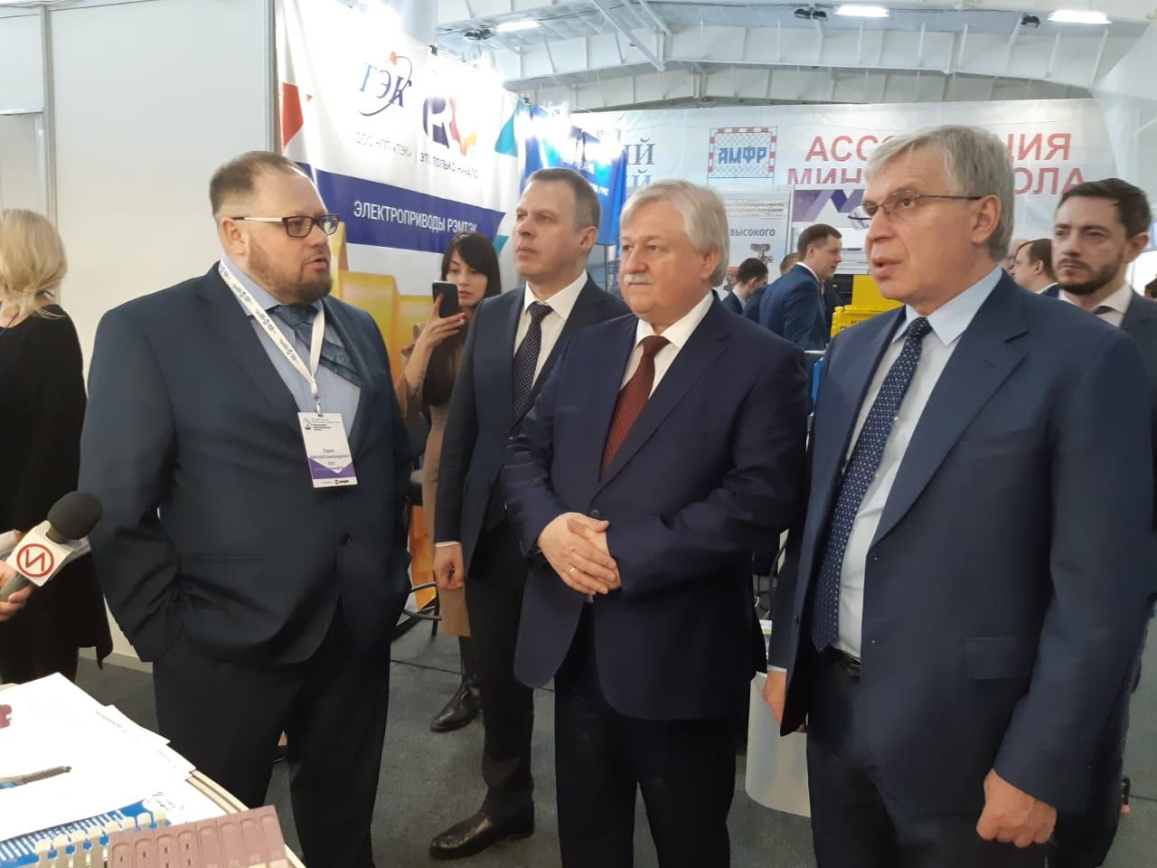 Альянс Компаний «Восток-Запад» принял участие в Ямальском нефтегазовом форуме