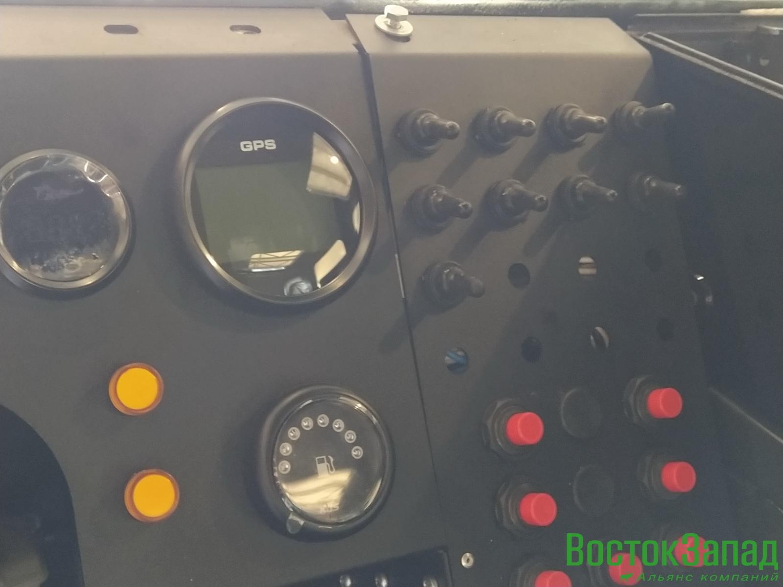 Прибор показания уровня топлива BV-206 Лось
